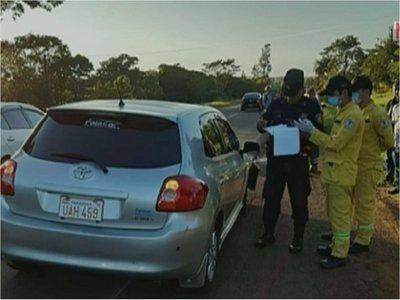Octogenario fallece tras ser embestido por un auto en Itapúa