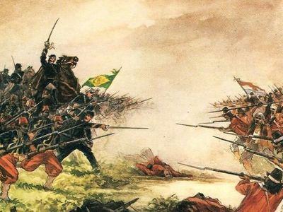 Conmemoran 150 años de la Guerra Grande