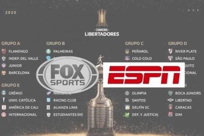 HOY / Libertadores: ¿Dónde ver los partidos de Olimpia, Libertad y Guaraní?