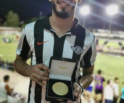 Minguero es goleador de la Copa Libertadores Sub 20