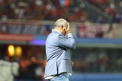 'Chiqui' Arce, sincero sobre el mal juego y la derrota de Cerro