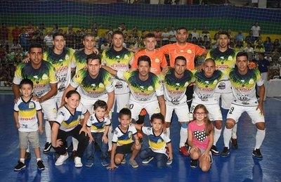 Ayolas y Presidente Franco entre los 8 mejores del Nacional