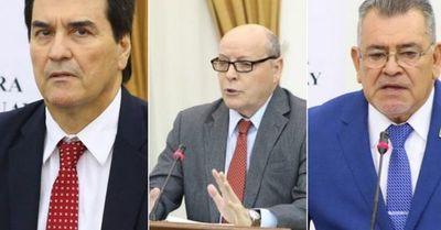 Consejo de la Magistratura conformó terna para ministro de la Corte Suprema de Justicia