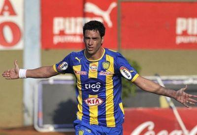 Rodrigo López vuelve a Luqueño