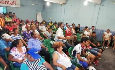HOY / La Asociación de Cuidacoches convocan a una manifestación pacifica, mencionan que quieren conversar con el intendente de Asunción, Óscar Rodríguez