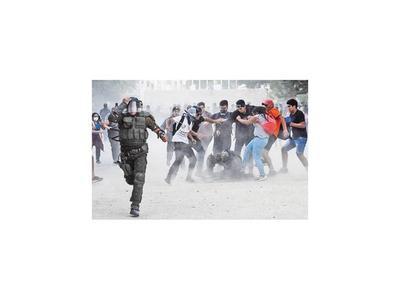 Chile retoma protesta y Piñera no descarta estado de emergencia