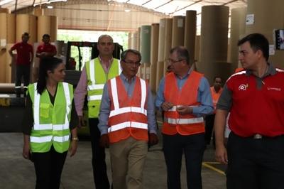 Tecnología y productos innovadores de empresa recicladora paraguaya llega a 9 países