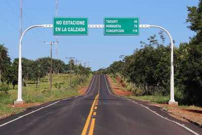 Inauguran ruta asfaltada Kurusu de Hierro – Azotey