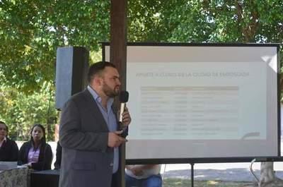 La Municipalidad de Emboscada realizó su audiencia pública
