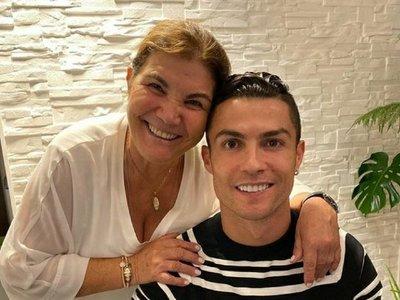 Cristiano Ronaldo llega a Madeira para visitar a su madre en hospital