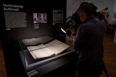 Exponen partitura de ópera escrita por Hitler