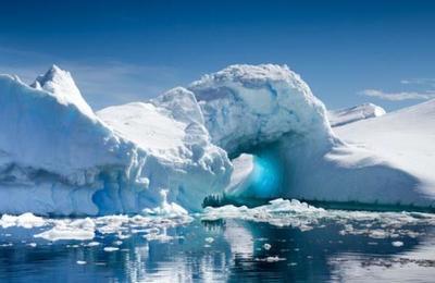 La desconocida isla que apareció en medio de la Antártica
