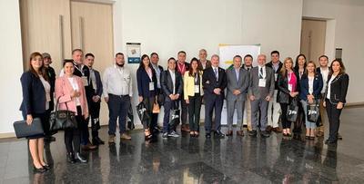 Arranca misión empresarial paraguaya en Colombia