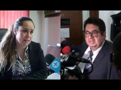 PROHÍBEN A ABOGADO Y HERMANO DE DIEGO MÉNDEZ ACERCARSE A LA FISCAL CASTELVI