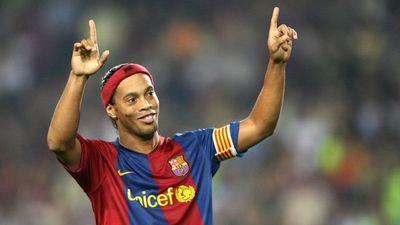 Ronaldinho llega mañana a nuestro país