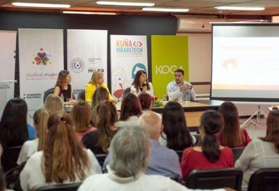Lanzan Kuña Mbaretech para resolver desafíos de mujeres en situación de vulnerabilidad