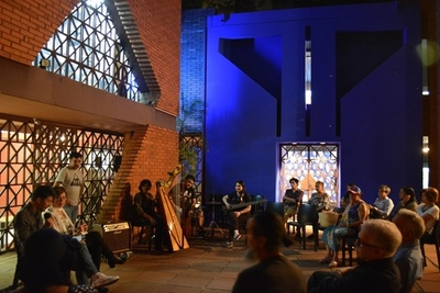 Paraguay en conversación con Ana Barreto Valinotti en el CAV/Museo del Barro