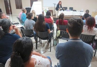 Voluntarios del Cuerpo de Paz Paraguay adoptan metodología de grupos de ahorro