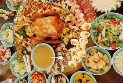 Sheraton Asunción presenta su menú para las fiestas de fin de año