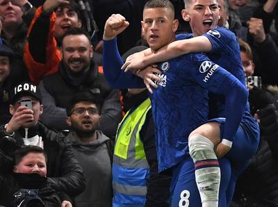 Chelsea saca al Liverpool de la FA Cup
