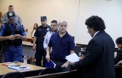 Condenan a casi 14 años de prisión a cuñado de ministro de Corte por tráfico de armas