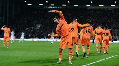 Miguel Almirón mete al Newcastle en los cuartos de la Copa