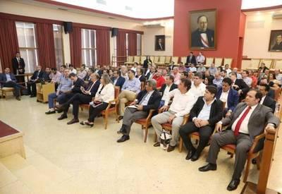 Reunión en ANR: Ley de Financiamiento Político y el desbloqueo de listas temas principales con miras a las elecciones municipales