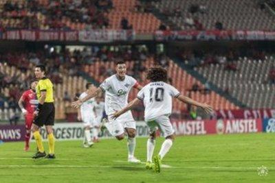 Copa Libertadores: Libertad venció 2-1 a Independiente Medellín en Colombia
