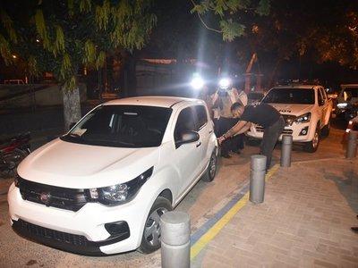 Conductor de Uber denuncia agresión en Luque