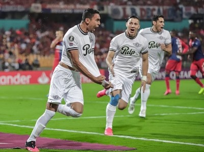 Presentación exitosa de Libertad en la Conmebol Libertadores