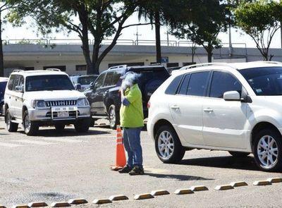 Policía usará la fuerza si cuidacoches cierran Mariscal López