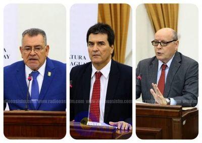 Terna colorada para la Corte desata las primeras críticas en el Senado