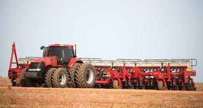 Importación de maquinarias agrícolas disminuyó 14,6% en enero