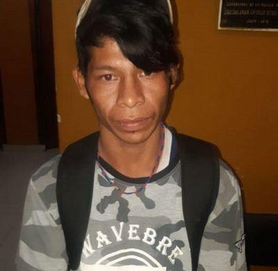 Policía captura a sospechoso del asesinato de niña indígena