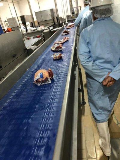 Resaltan aumento de exportación de carne en los primeros meses del año