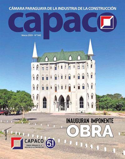 Revista CAPACO Marzo 2019