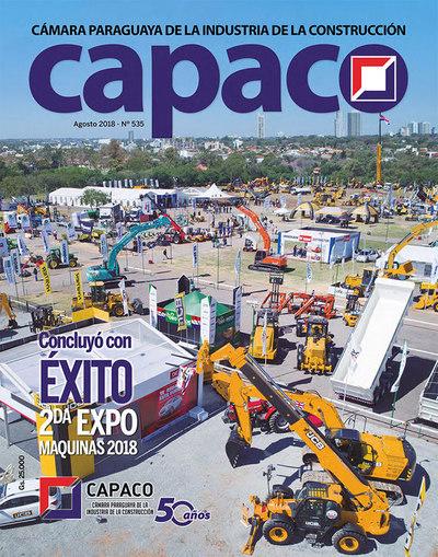 Revista CAPACO Agosto 2018