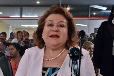 'Oscar Rodríguez me convence como intendente porque es un chico trabajador'- Fabiana Benegas, concejal