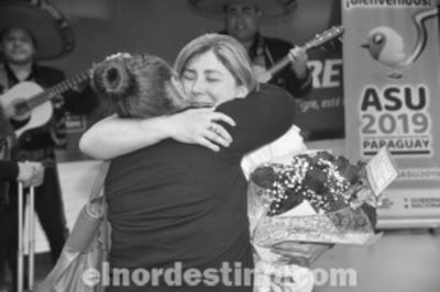 Enfermera concepcionera pudo abrazar a su madre biológica tras una espera de cuarenta y tres años