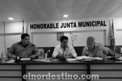 Presidente de la Junta Municipal de Pedro Juan Caballero convoca a sesión extraordinaria que no se realiza por falta de quórum