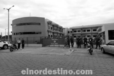 Pedido de intervención en Pedro Juan Caballero desata serios incidentes en el ámbito de la Junta Municipal