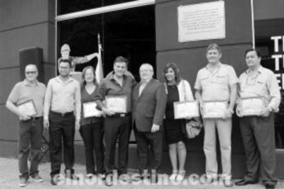 Administración municipal realiza reconocimiento al primer galeno profesional que ejerció la Medicina en Pedro Juan Caballero