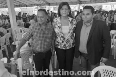 Intendente de Horqueta informó que se construirán cincuenta viviendas populares en el marco del proyecto Oñondivepa