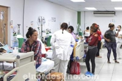 Contratarán quinientos profesionales de blanco para atender a pacientes con dengue en Instituto de Previsión Social