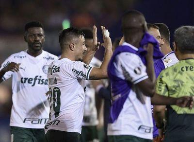 Palmeiras expone su superioridad