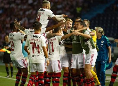 Flamengo se impone en Barranquilla