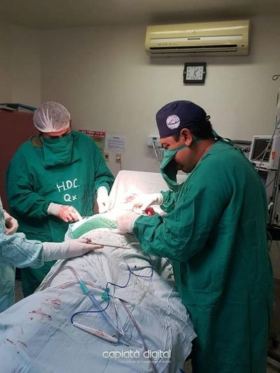 Hospital Distrital de Capiatá ahora con cirugías urológicas semanales