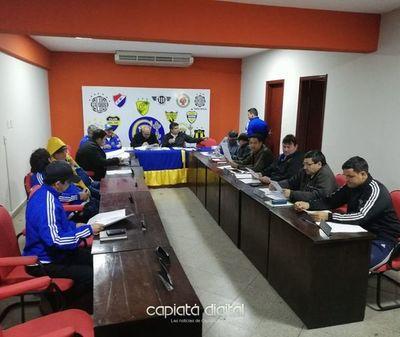 Campeonato de la Liga Capiateña 2019 arranca este domingo