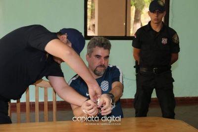 Marcelo Piloto describe a Paraguay como un paraíso para los criminales
