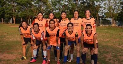 Fútbol femenino: siguen los amistosos entre la Selección Sanlorenzana y el Sportivo San Lorenzo
